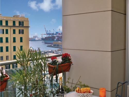 Studio Genova -GE- with Sea View 01