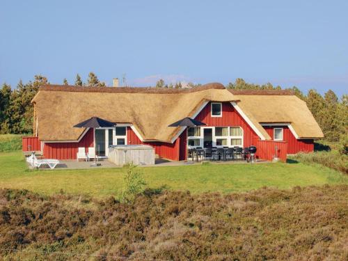Holiday home Grønnedal Rømø Denm
