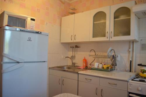 Apartments on Timiryazeva, 13, 比什凯克