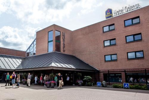 Photo of Best Western Hotel Odense Hotel Bed and Breakfast Accommodation in Odense N/A