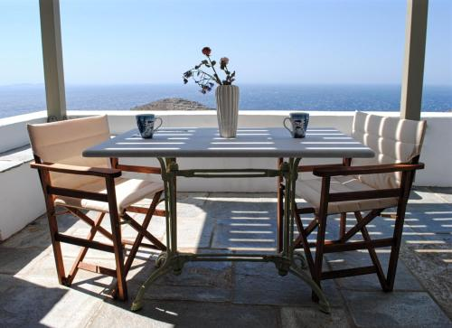 Aegean panorama in Tinos