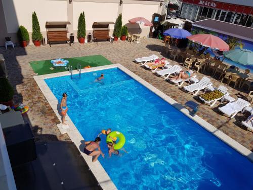 Отель феникс лазаревское официальный сайт