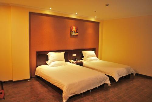 Greentree Inn Yancheng Xihuan Road Business Hotel