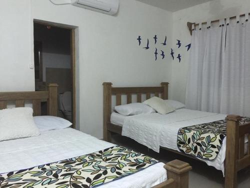 雙人房(2張雙人床) (Double Room with Two Double Beds)