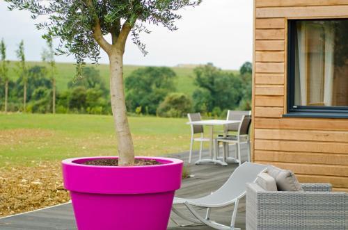 Отель Les Jardins d'Eugénie - Maison d'hôtes et Cottage 0 звёзд Франция