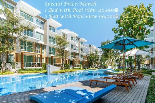 Huahin beach luxury condominium hua hin prachuap khiri for Terrace 90 hua hin