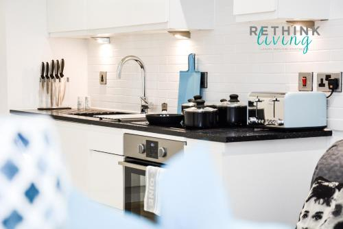 Rethink Serviced Apartments - Garrard House