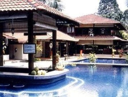 Le Village Beach Resort Sungai Karang