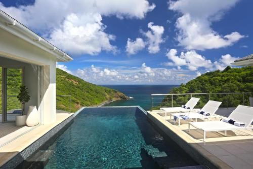 Xhale Luxury Villa, 格罗斯岛