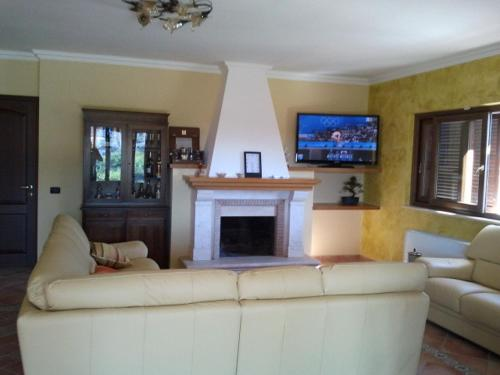 Double or Twin Room - Recreational facilities Villa Rossella
