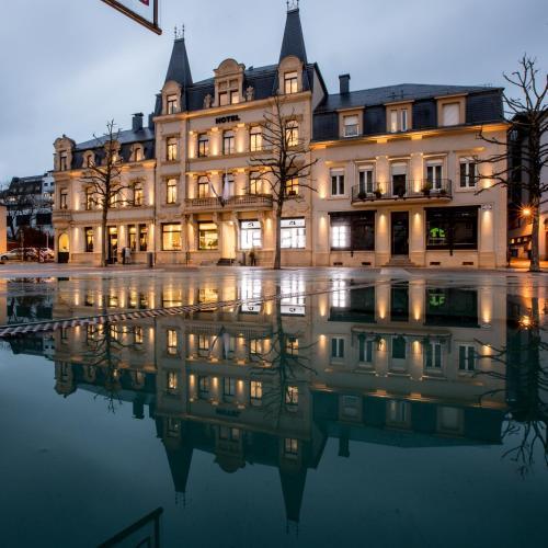 Hotel Restaurant De Klenge Casino, Differdange