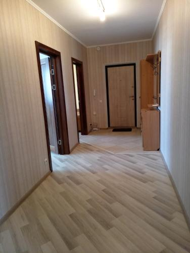 Apartment at the Yunosti boulevard