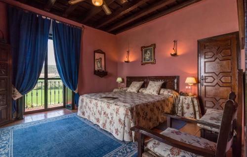 Habitación Doble - 1 o 2 camas B&B Hacienda el Santiscal 4