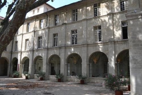 H�tel Cloitre Saint Louis Avignon