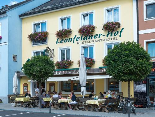 Bad Leonfelden In Oberösterreich österreich Navigator Städte