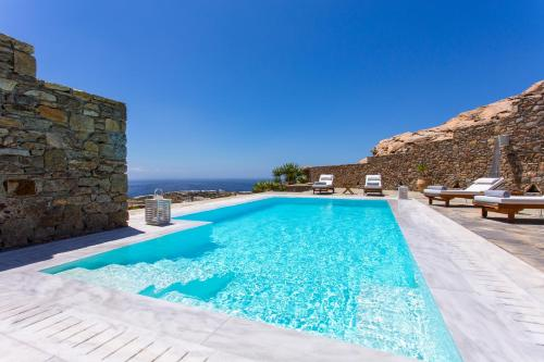 Elia Sea View Luxury Villa
