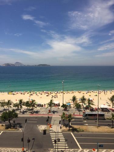 Vista Maravilhosa Praia