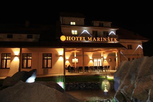 Отель Hotel Marinšek 3 звезды Словения