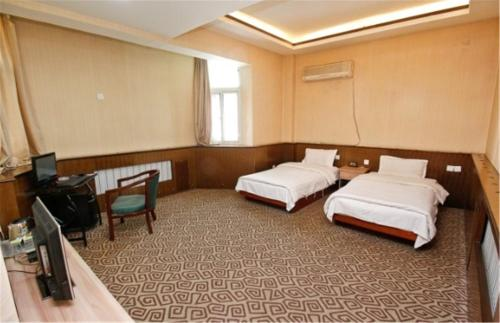 Mainland Chinese Citizens- Double Room with Private Bathroom