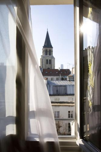 H tel des marronniers h tel 21 rue jacob 75006 paris for Hotels 75006