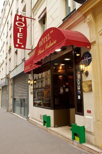 Hôtel Paris Voltaire