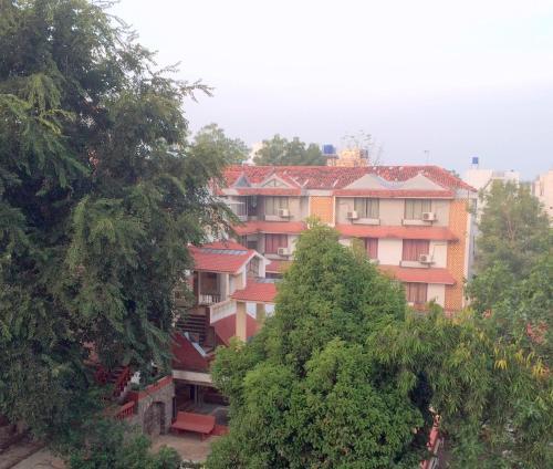 Hotel Ganapati Palace