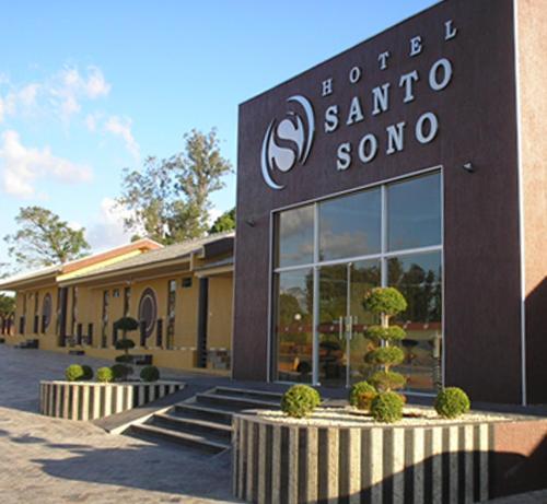 Hotel Santo Sono Quatá