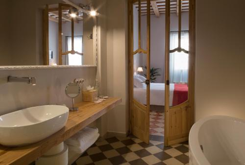 Deluxe Doppelzimmer Jardí de Ses Bruixes Boutique Hotel 5