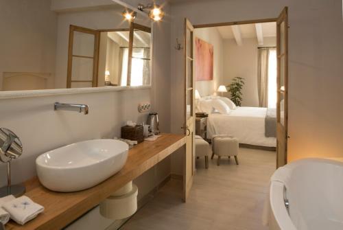 Deluxe Doppelzimmer Jardí de Ses Bruixes Boutique Hotel 1