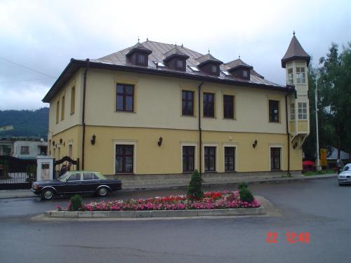 Отель Pension Iris 4 звезды Румыния