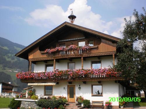Haus Weitenstich - Apartment mit 1 Schlafzimmer und Balkon