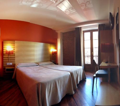 Special Offer - Double Room with Spa Access Hotel Q!H Centro León 4