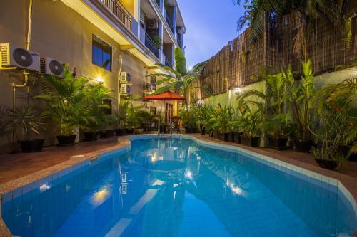 La Villa du Bonheur, Siem Reap