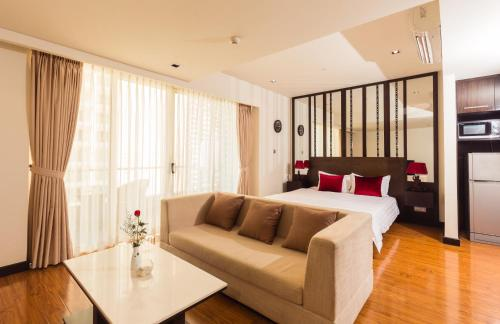 The Costa NhaTrang Beach Apartment