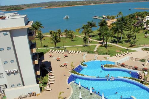 Apto Marina Flat Caldas Novas