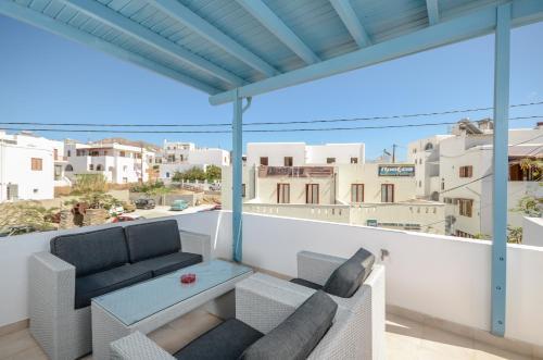 Naxos Apartment, Naxos Chora