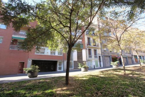 Céntrico apartamento en Sants.