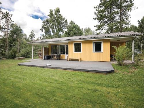 Holiday home Sluseparken Aakirkeby X, Vester Sømarken