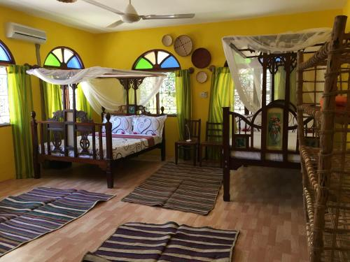 Tunda Lodge