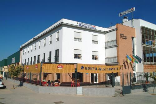 Hostal Restaurante Hermanos Zamora