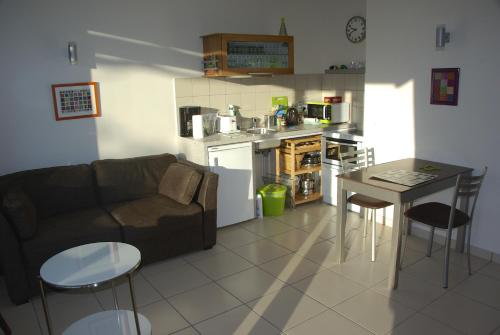 Apartman - földszint (Apartment - Ground Floor)