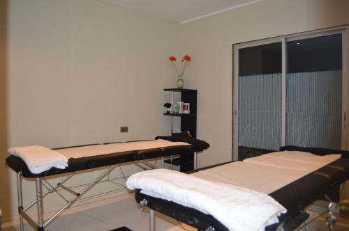 Villa de terapia el Escorial