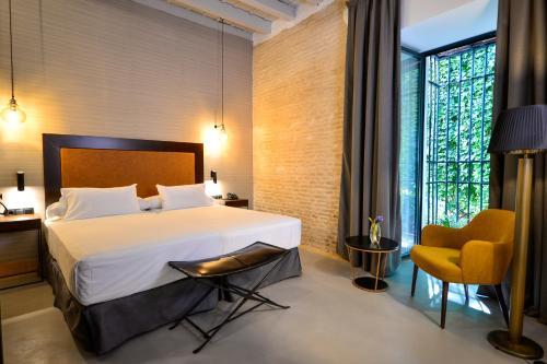 Habitación Doble Superior - 1 o 2 camas Legado Alcazar 4