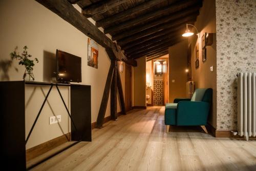 Deluxe Double Room - single occupancy De Aldaca Rural 1