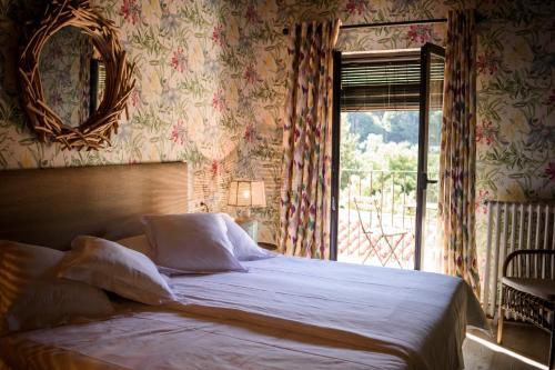 Deluxe Double Room with Terrace - single occupancy De Aldaca Rural 3