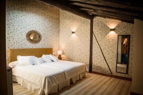 Deluxe Double Room - single occupancy De Aldaca Rural 2