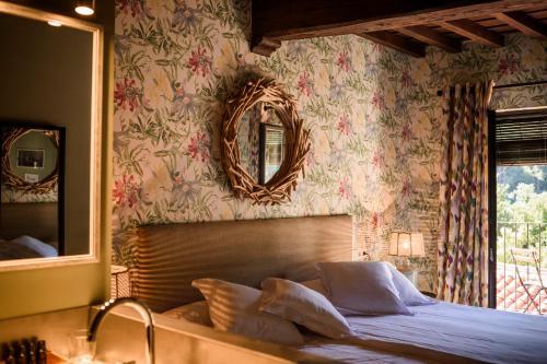 Deluxe Double Room with Terrace - single occupancy De Aldaca Rural 2