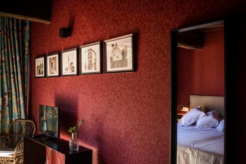 Deluxe Double Room - single occupancy De Aldaca Rural 4