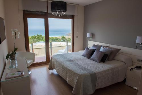 Habitación Doble con acceso al spa - 1 o 2 camas Hotel Naturaleza Mar da Ardora Wellness & Spa 1