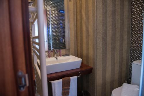 Habitación Doble con vistas al mar - 1 o 2 camas Hotel Naturaleza Mar da Ardora Wellness & Spa 8